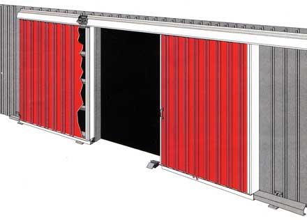 Cannonball Doors